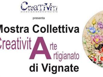 mostra collettiva a Vignate