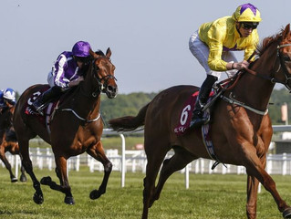 Jordan Yates' York Ebor Festival 2018 Preview. (Yorkshire Oaks)