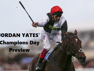 Will Cracksman bow out in style? (Jordan Yates' Champion Stakes Preview)