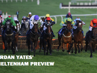 Jordan Yates' Greatwood Hurdle Preview. (18/11/2018)