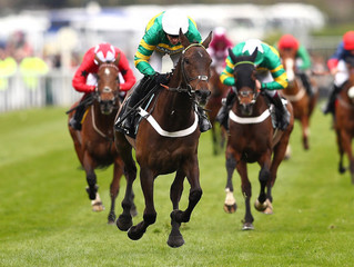 Weekend Article. Nicky Henderson Cheltenham Update & Winter Racing Review.