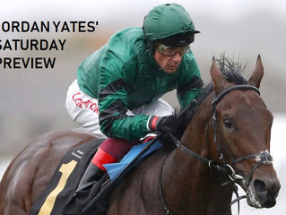 Jordan Yates' Saturday Doncaster Preview. (27/10/2018)
