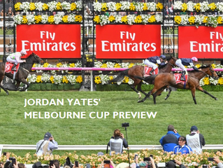 Jordan Yates' Melbourne Cup Preview.