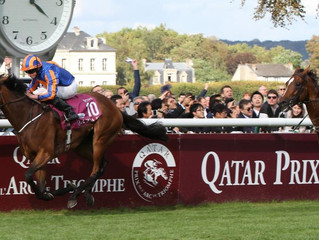 Prix de l'Arc de Triomphe Preview