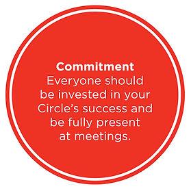 Three Core Values: Commitment