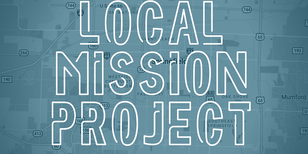 Wesley Youth Local Mission Project