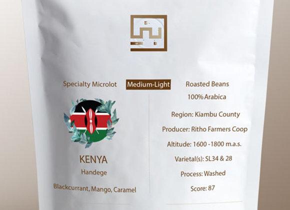 Kenya Handege
