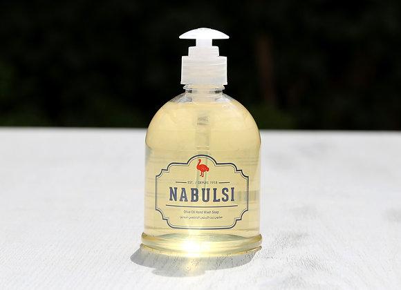 Nabulsi Olive Oil Liquid Soap