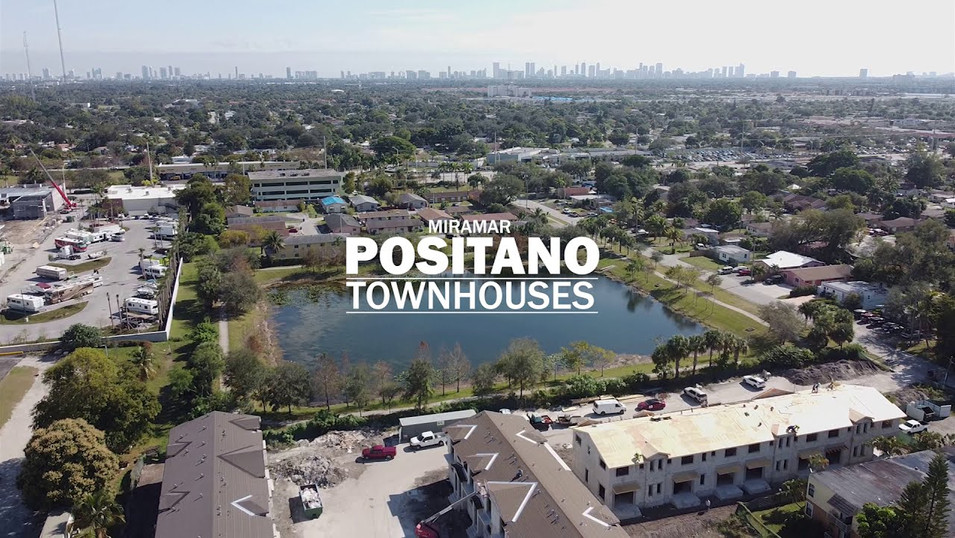 POSITANO TOWNHOUSES MIAMI