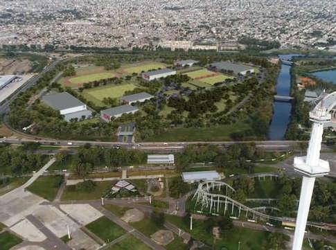 Parque Olímpico CABA