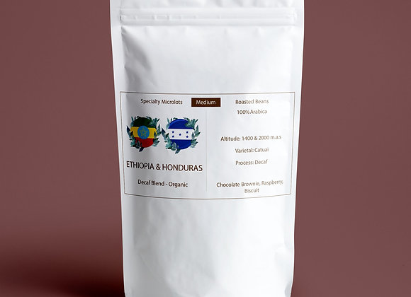 Organic Decaf Blend