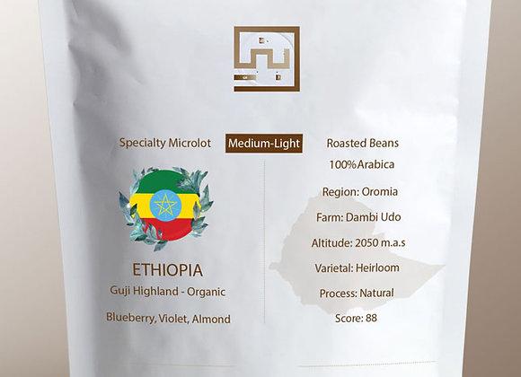Organic Ethiopia Guji
