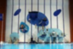 Diving at Hamdan Sports Complex