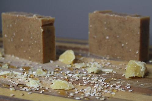 Buttermilk Honey Oatmeal