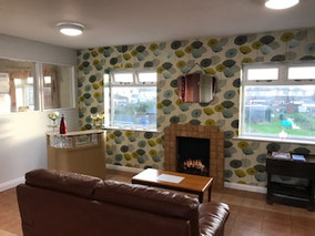 Introducing Our 1950's Inspired Lounge