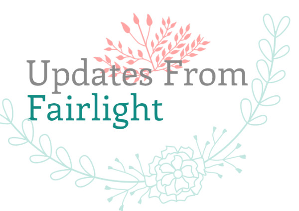 Updates from Fairlight