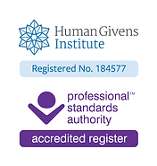 Registered Member - Human Givens Institute