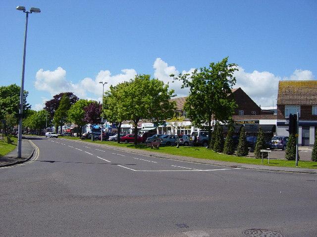 Rustington Village Centre
