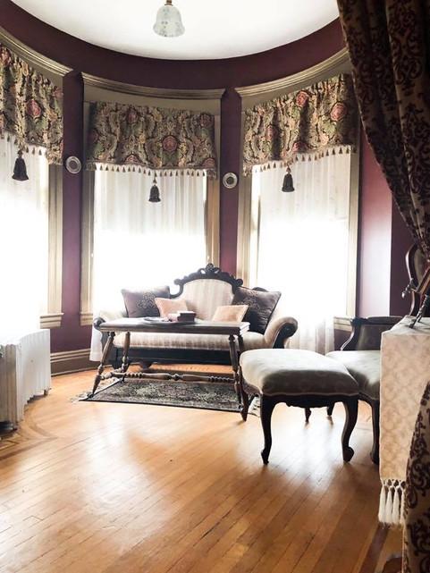 Master Suite Turret Room