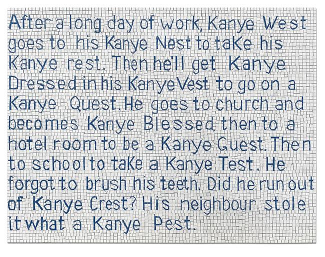 Kanye Blessed