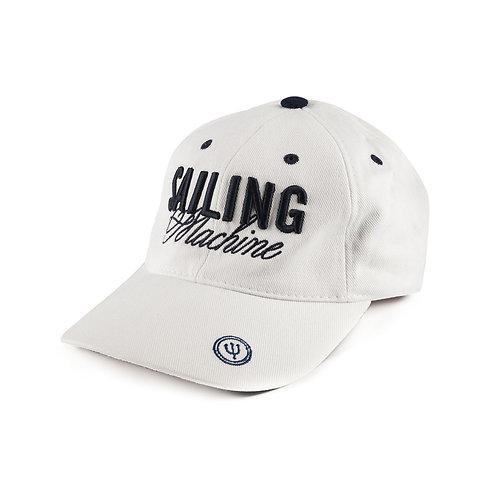 Cap Sailing Machine white