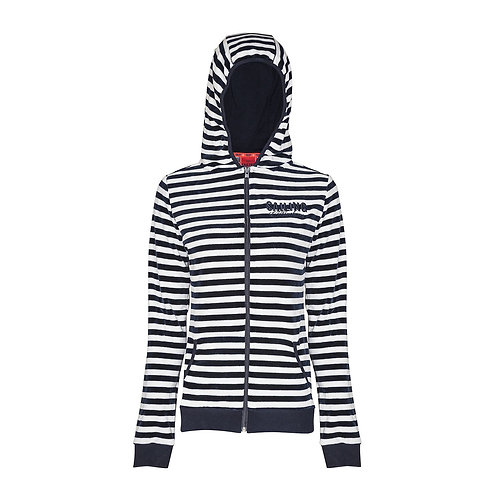 Hoodie Marina Stripes