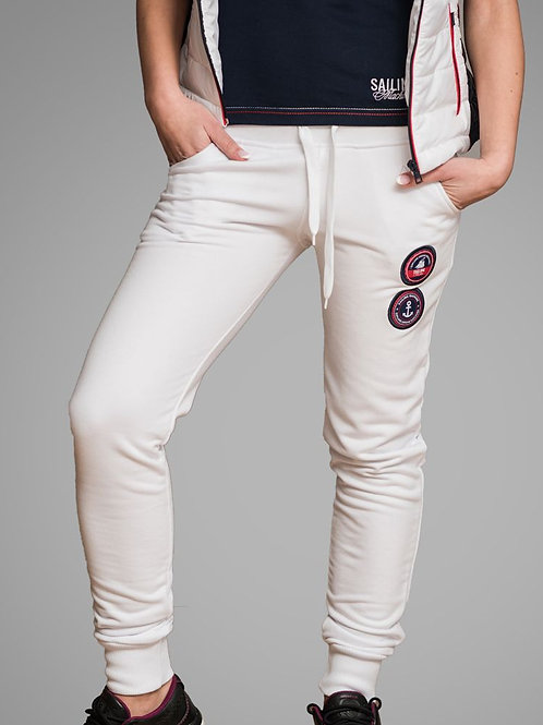 Trousers White