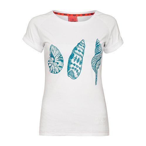 T-shirt Shells White