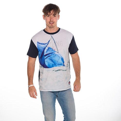 T-shirt Sail navy