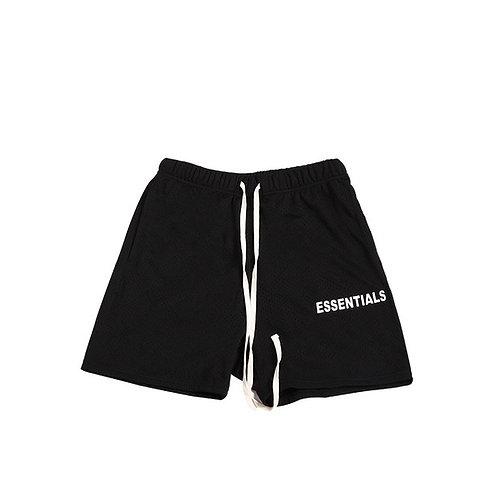 ESSENTIALS Mesh Drawstring Shorts