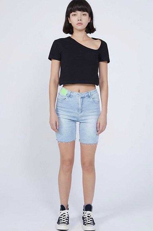 ANN ANDELMAN Asymmetry T Shirt