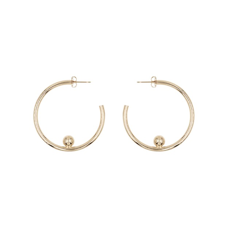 JUSTINE CLENQUET Ryan Earring