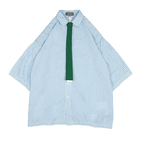 UMAMIISM Detachable Tie Shirt