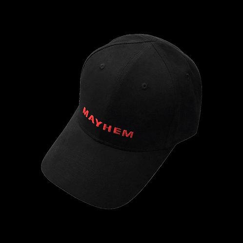 MAYHEM LOGO CAP