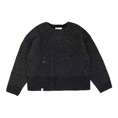 ATTEMPT Crew Neck Sweater