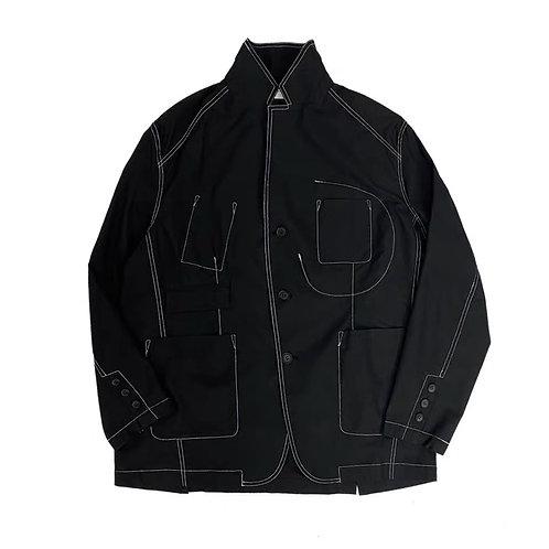 ATTEMPT Ornamental Thresd Jacket