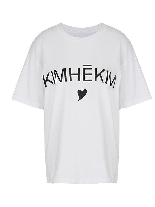 KIMHEKIM Heart T-shirt
