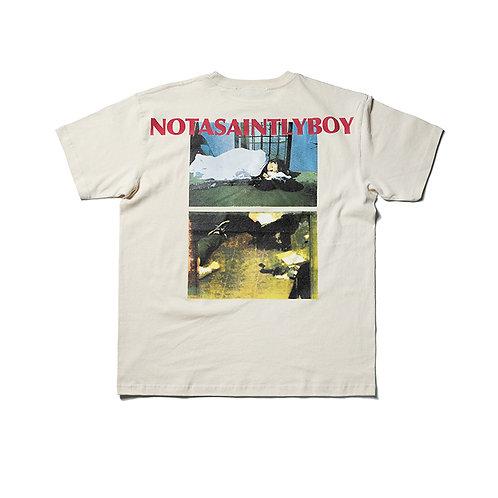 ATTEMPT SS17 Pt.2 printed t-shirt/DISORDER男式印花短袖T恤