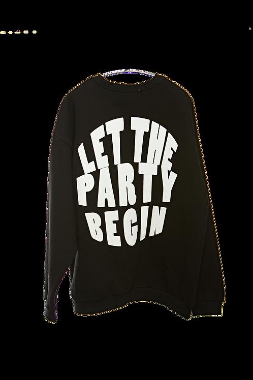 XOXOGOODBOY 2020FW Party Sweatshirt