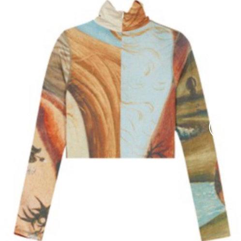 KIMHEKIM Botticelli Long Sleeve Top