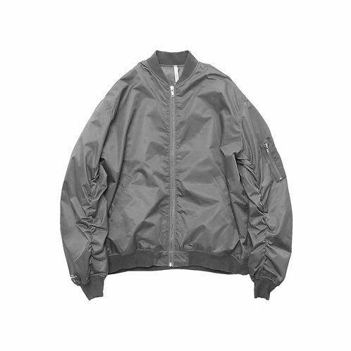 Stitch bomber jacket
