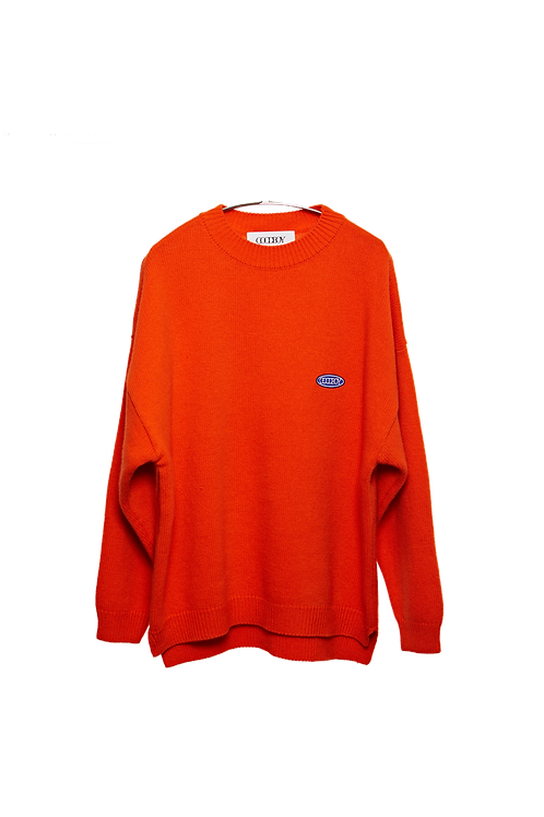 XOXOGOODBOY 2020FW Big Logo Sweater