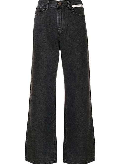 KIMHEKIM Label Large Fit Jeans