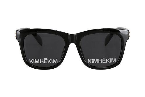 KIMHEKIM Logo Sunglasses