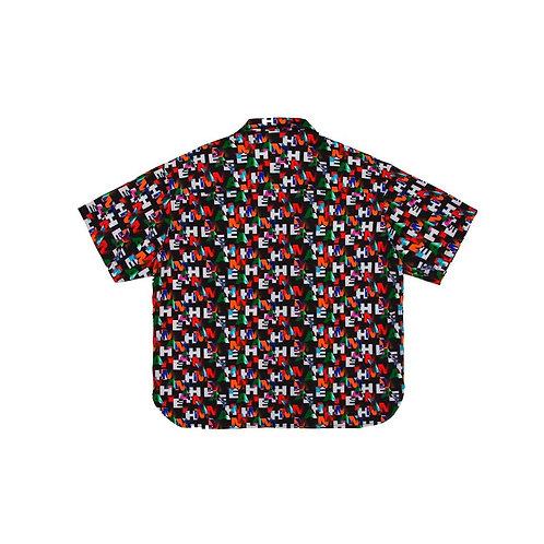 MAYHEM Monogram Hawaii Shirt