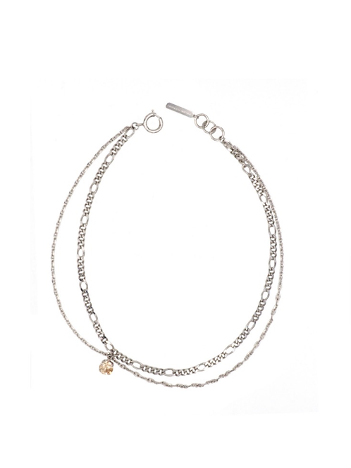 JUSTINE CLENQUET Suzanne Necklace