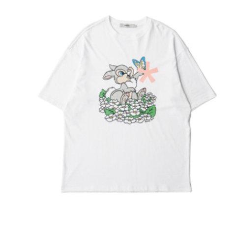 MODITEC Bambi Cartoon Print T-Shirt