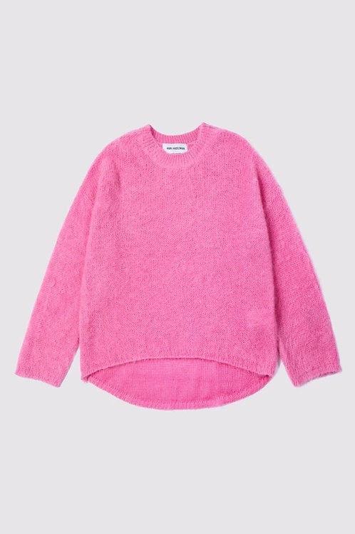 ANN ANDELMAN Mohair Sweater
