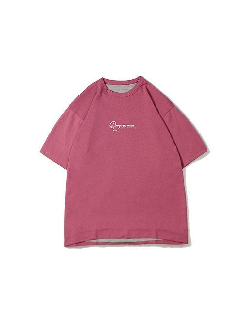 UMAMIISM Collision Color Line Long Sleeve Shirt
