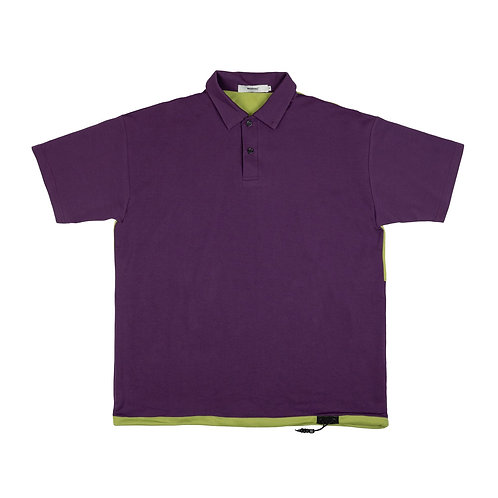 MODITEC Two-Tomme Split Polo Shirts